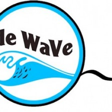 Logo Cafe de Wave